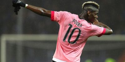 10. Paul Pogba / 65 millones de dólares Foto: Getty Images