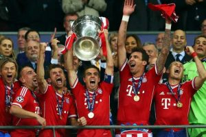 Campeón: Bayern Munich Foto: Getty Images