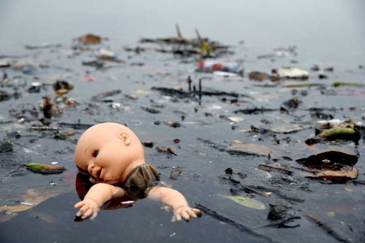 5. Contaminación de las aguas. Foto: Getty Images