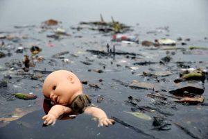 5. Contaminación de las aguas. Foto:Getty Images