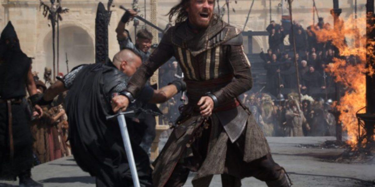 """Nuevo tráiler de la película """"Assassin's Creed"""""""