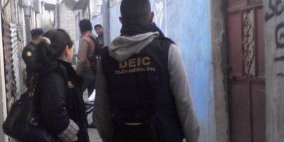 Realizan operativo contra asaltantes en Quetzaltenango
