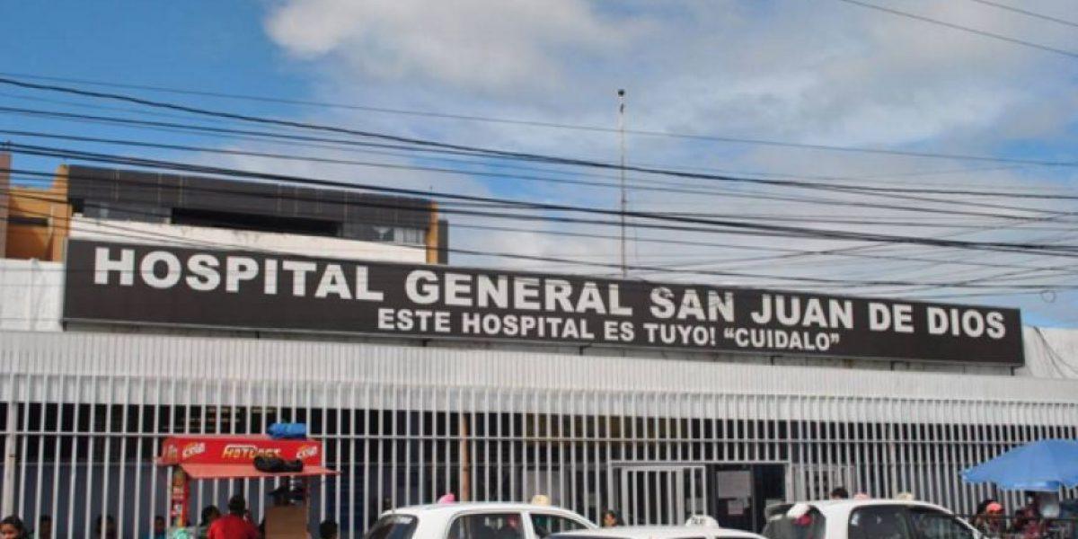 Médico del Hospital San Juan de Dios relata caso de paciente que falleció por falta de recursos