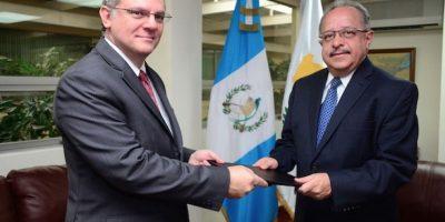 Embajadores presentarán cartas credenciales al presidente Jimmy Morales