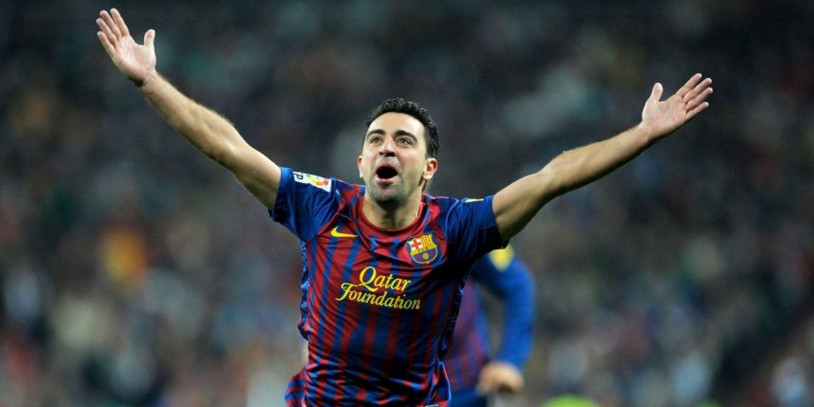 Xavi Hernández: 11 Foto: Getty Images