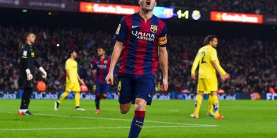 Andrés Iniesta: 13 Foto: Getty Images