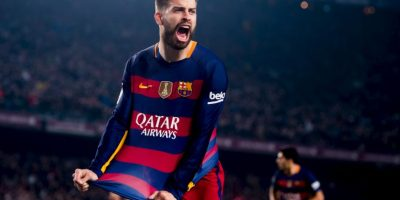Gerard Piqué: 12 Foto: Getty Images