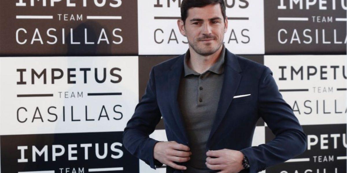 VIDEO. La incómoda pregunta que puso nervioso a Iker Casillas