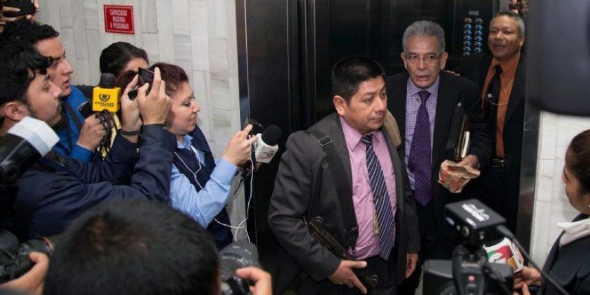 Jimmy Morales expresa su repudio por las intimidaciones contra el juez Miguel Ángel Gálvez