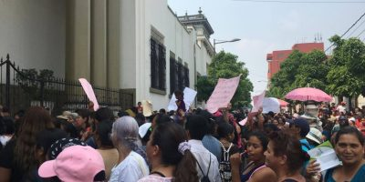 Demandan respuesta del gobierno por falta de bolsa de alimentos