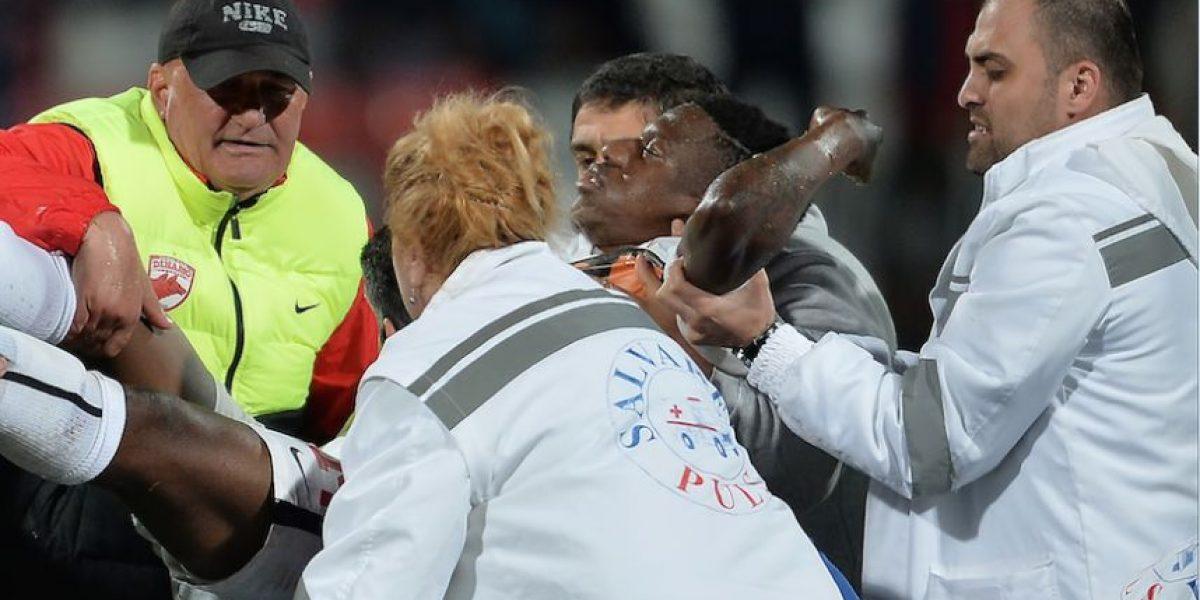 Revelan causa de la muerte del futbolista Patrick Ekeng