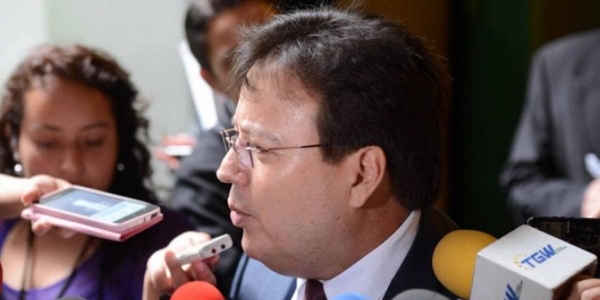 Presidente del Congreso ofrece integrar pesquisidora de antejuicio a magistrado Aguilar este jueves