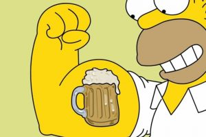 Foto:Vía Facebook/Simpsonizados
