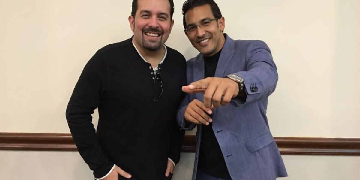 """Los Gaitanes le pondrán """"mucho sabor"""" al concierto con Gilberto Santa Rosa en Guatemala"""