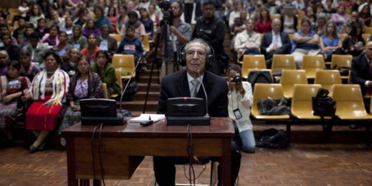 Juicio por genocidio contra Ríos Montt regresa al inicio