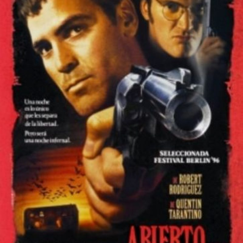 6- Del crepúsculo al amanecer (1996). Foto:vía Netflix