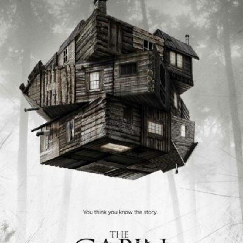 11- La cabaña del terror (2011). Foto:vía Netflix