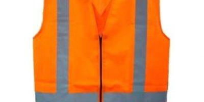 Gobernación analiza el uso del chaleco anaranjado obligatorio para los motoristas