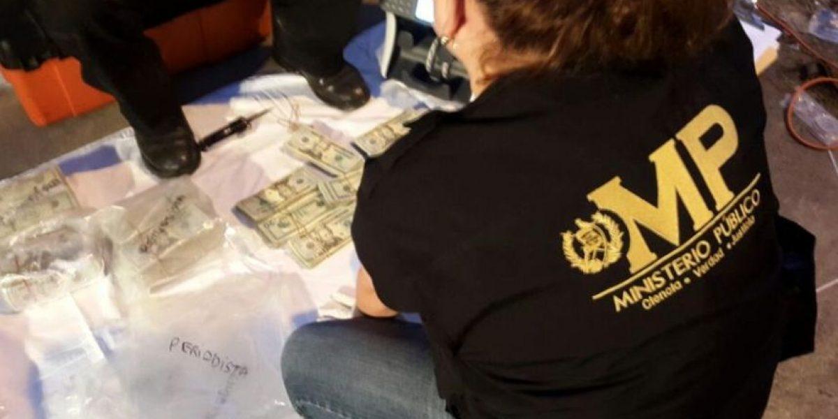 ¿Por qué ha tardado tanto el conteo de dólares en San José Pinula?