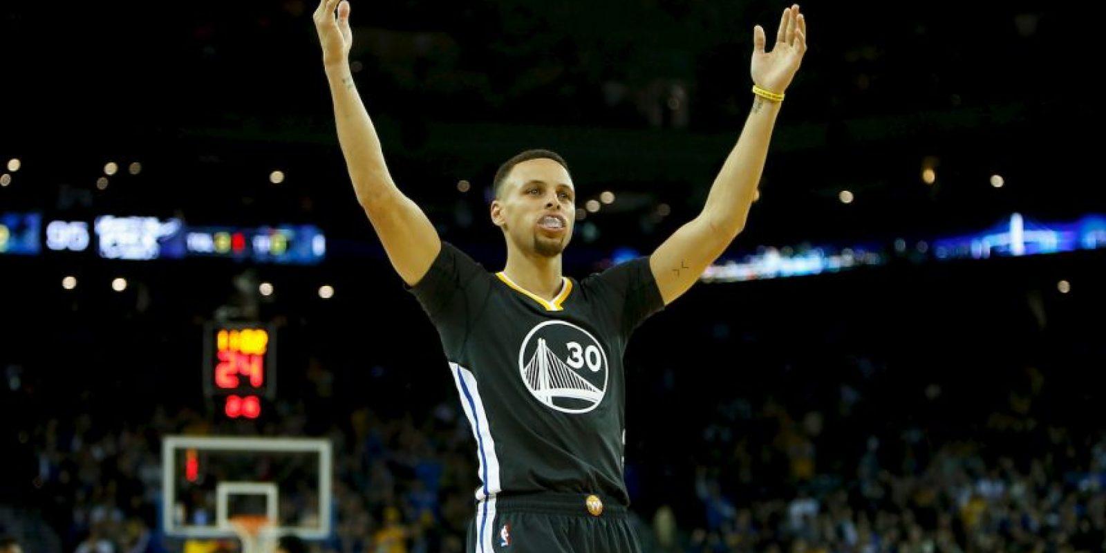 Con Golden State rompió el récord de más triunfos en una campaña Foto:Getty Images
