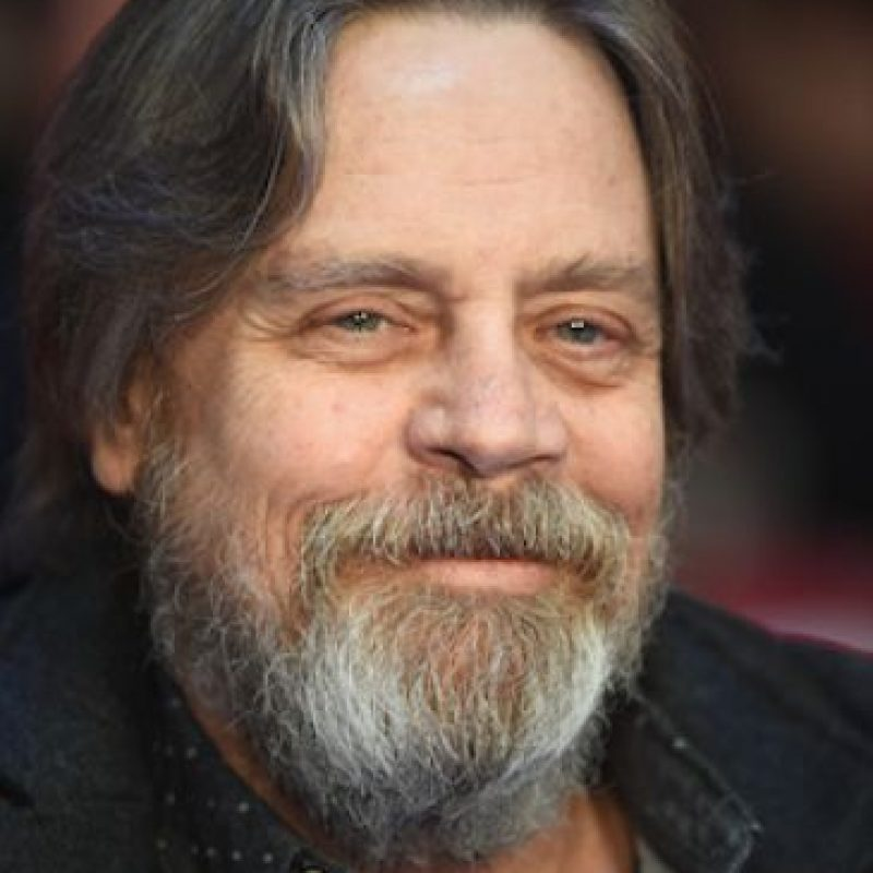 Así luce Mark Hamill actualmente. Foto: Getty Images