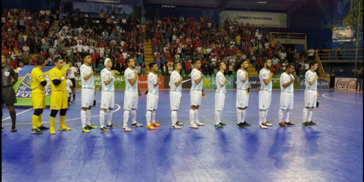 Guatemala cae ante Costa Rica en semifinales