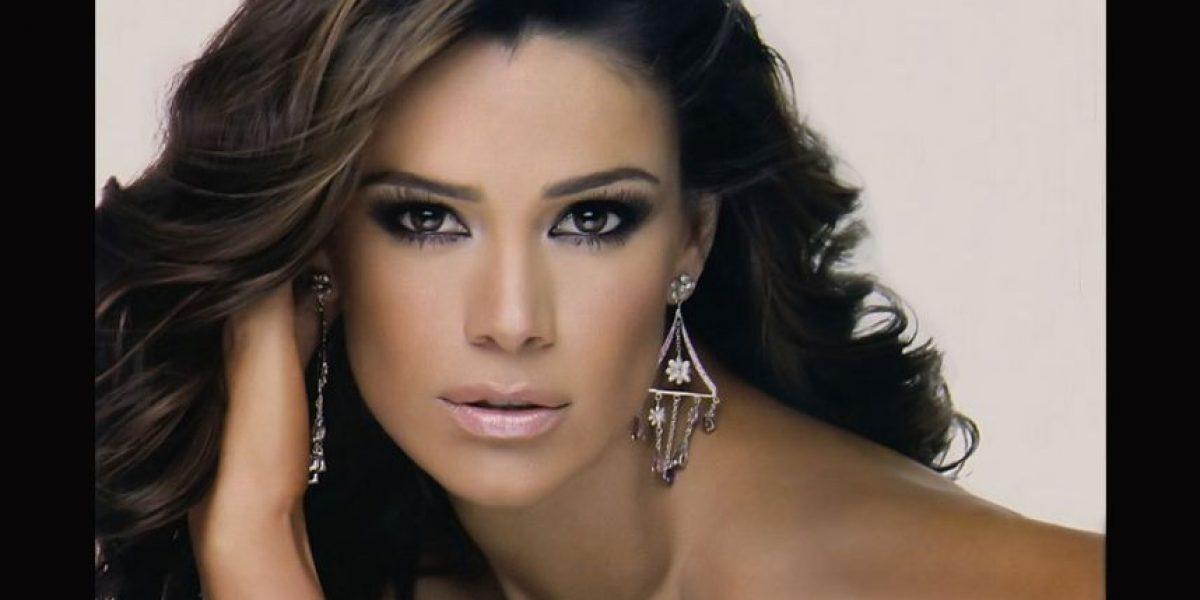 Así lucía esta actriz mexicana antes de tener esa escultural y voluptuosa figura