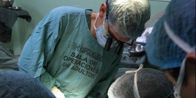 Cirugía de reimplante de mano en el Hospital Roosevelt fue un éxito