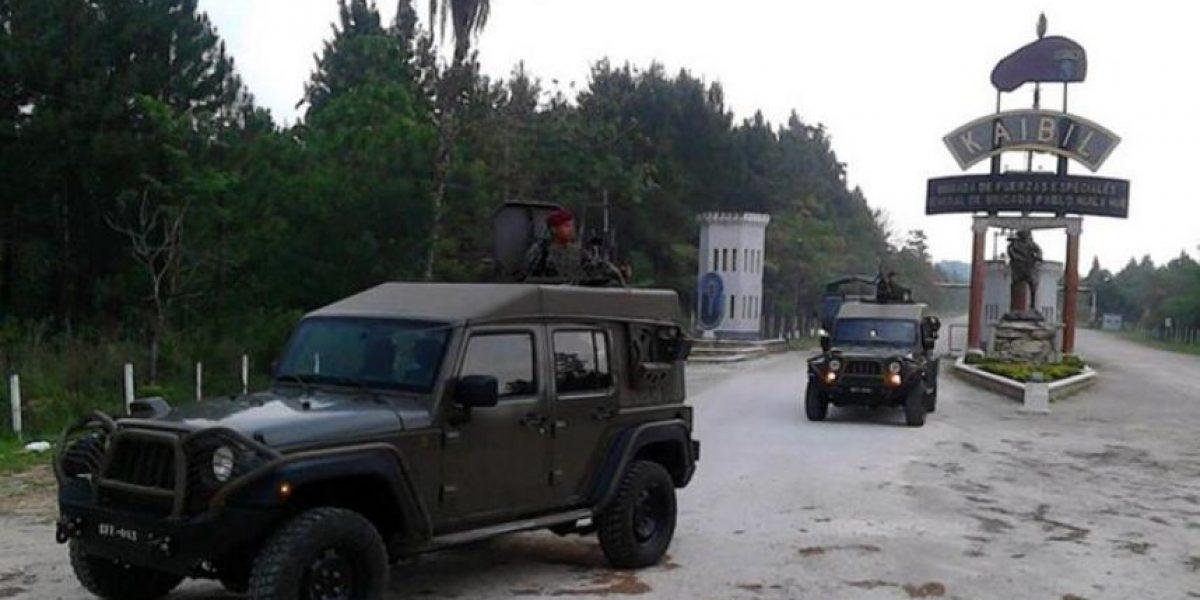 Autoridades beliceñas capturan a tres guatemaltecos