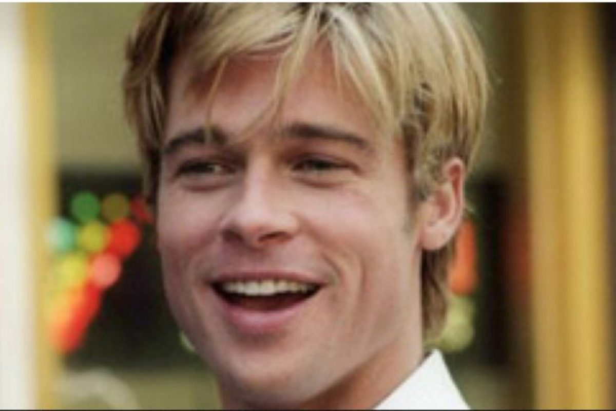 6. Brad Pitt Foto:Getty Images