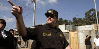 Erwin Sperisen exdirector policial. Foto:Cortesía