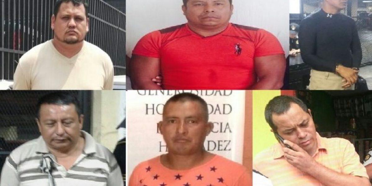 """El """"error"""" por un caso de 2005 provoca la detención de seis expolicías y un inspector"""