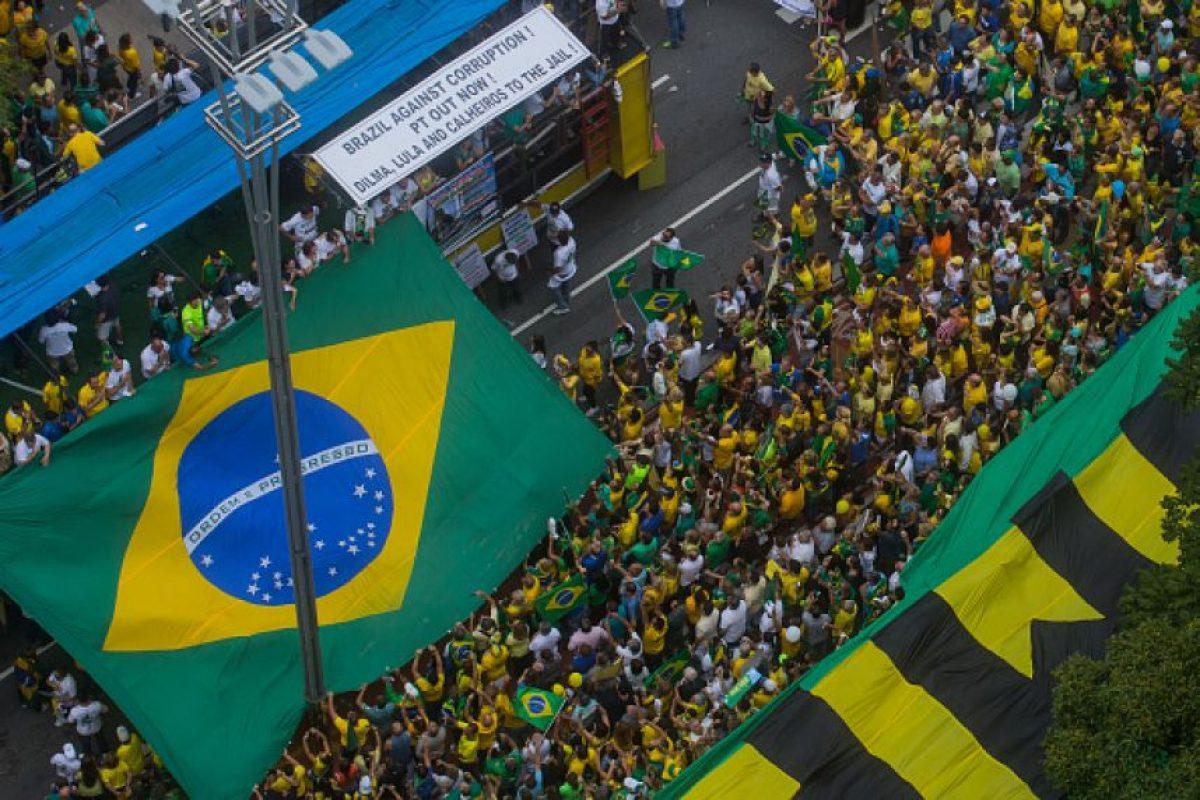 En marzo de 2014 fueron detenidas 24 personas en varios estados de Brasil, ya que se descubrió pertenecían a una red de lavado de dinero que operaba en Brasilia y Sao Paulo Foto:Getty Images