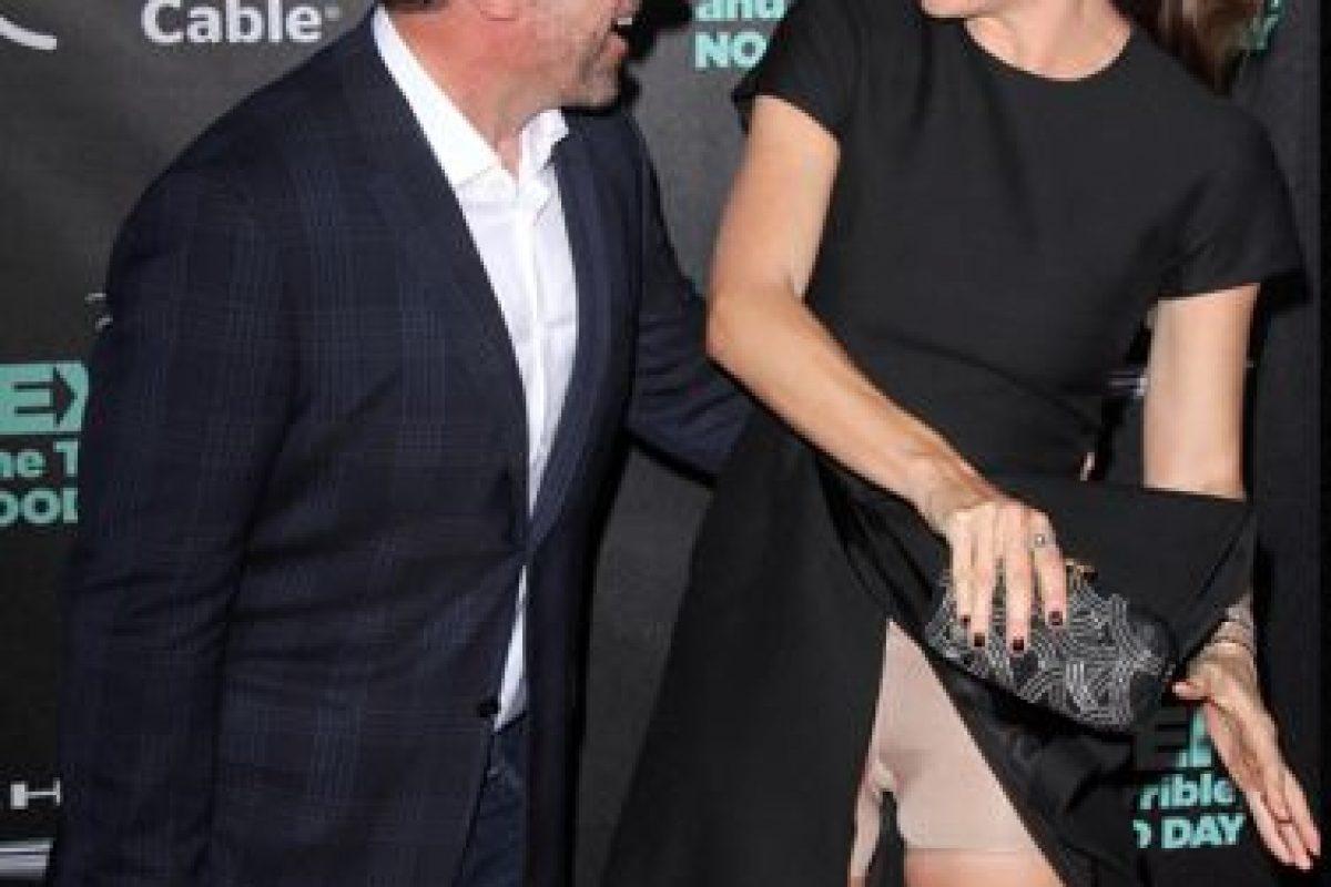 Jennifer Garner y su spándex. Foto:vía Getty Images