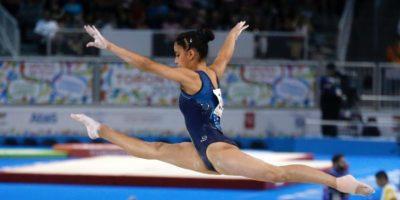 Ana Sofía denuncia que beneficiaron a gimnastas con medalla en Copa del Mundo