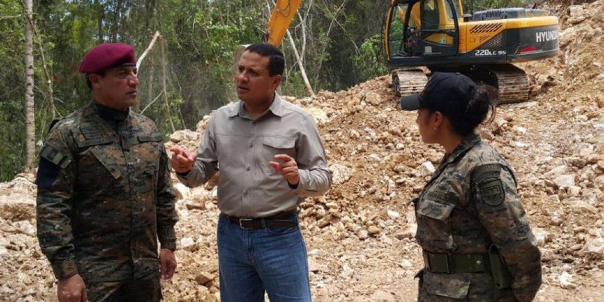 Guatemala denuncia exceso de fuerza por parte de Belice