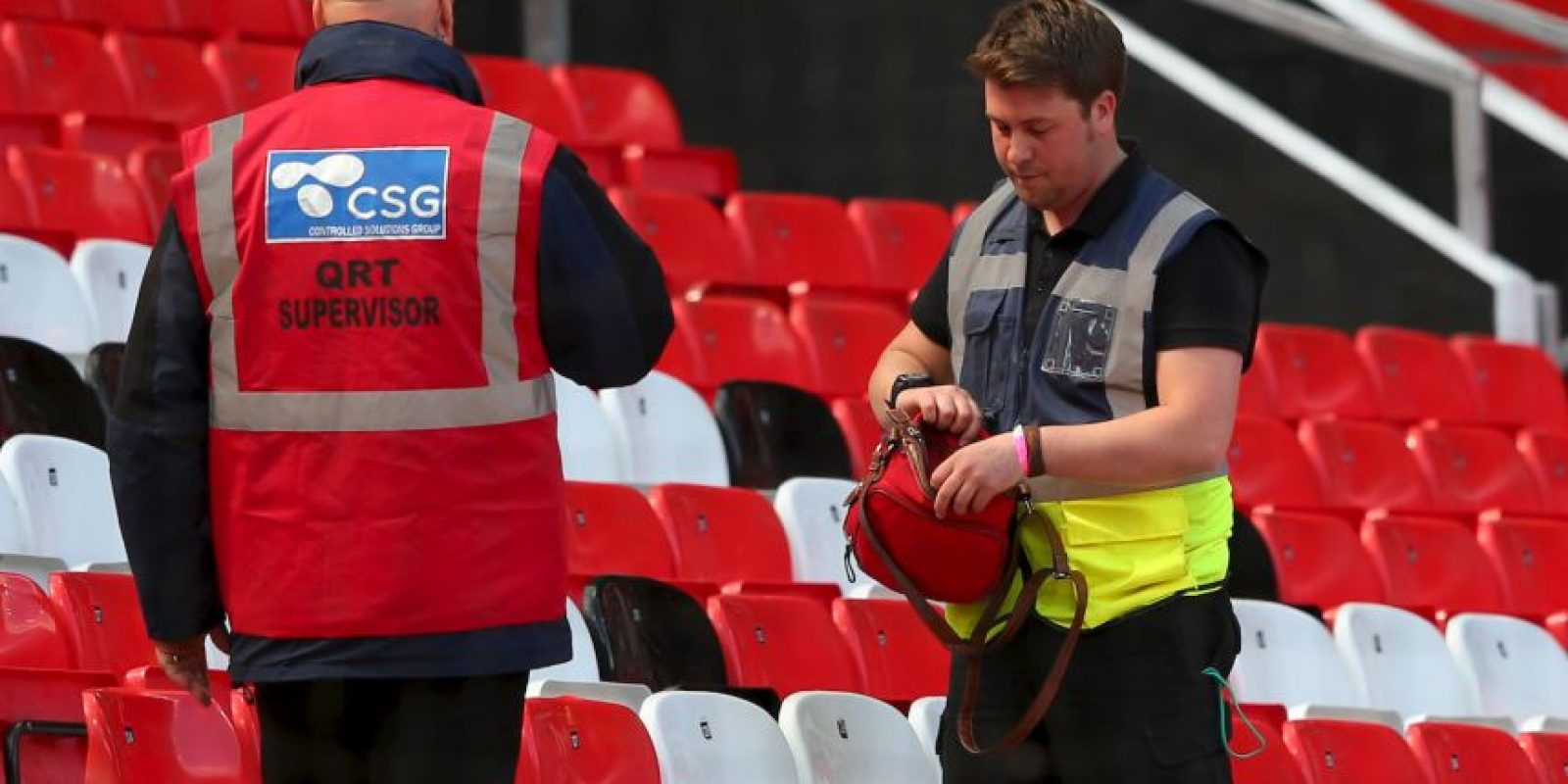Y se suspendió el partido. Foto:Getty Images