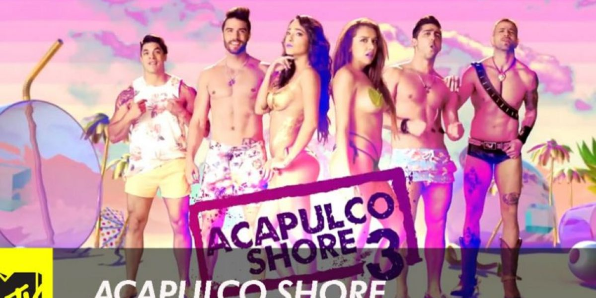 VIDEO: Episodio 1 de Acapulco Shore 3 (Primeros 4 minutos)