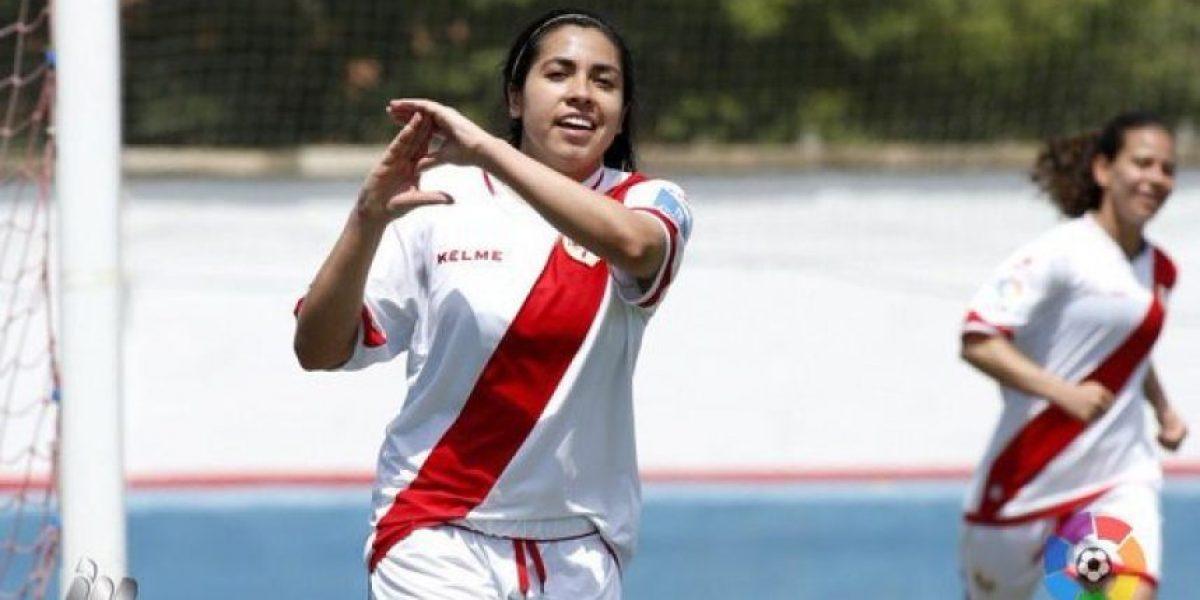 Ana Lucía Martínez marca doblete con el Rayo Vallecano y logra victoria
