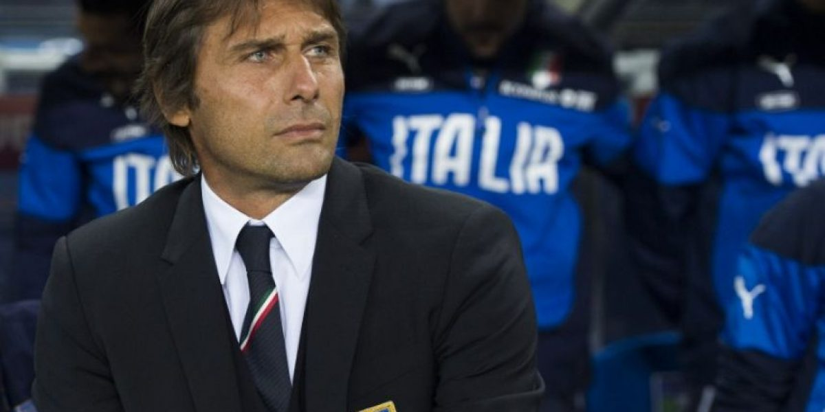 Antonio Conte, absuelto en caso de amaño de partidos