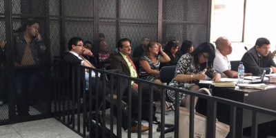 En audiencia contra extorsionistas, revelan cómo ingresaban ilícitos para pandilleros en la cárcel