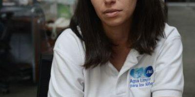 """""""Mueren más niños por agua contaminada que por el sida o la malaria"""", directora de comunicación de P&G"""