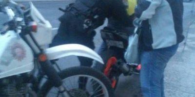 PNC vigila a posibles ladrones en semáforos