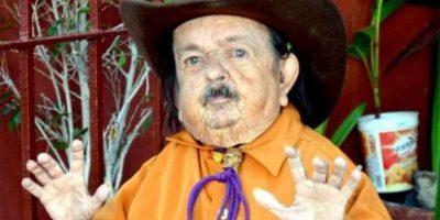 Muere el comediante mexicano Margarito Esparza