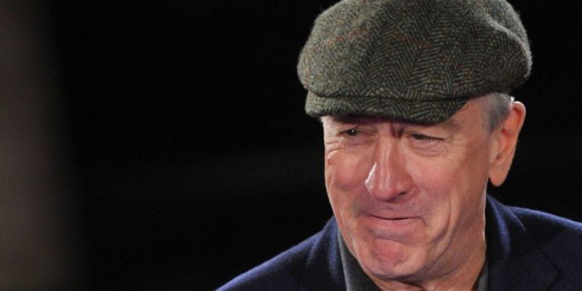 Robert De Niro planea abrir un hotel de lujo en Londres