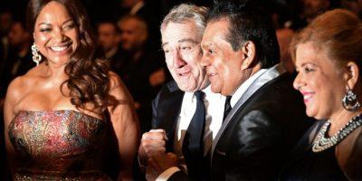 Robert de Niro presentó en Cannes la historia de Roberto