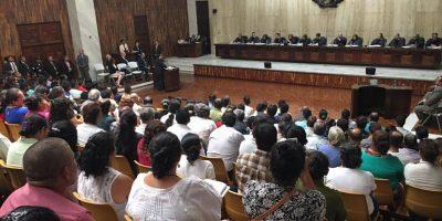 """La suspensión del proyecto minero """"La Puya"""" está en manos de la Corte Suprema de Justicia"""