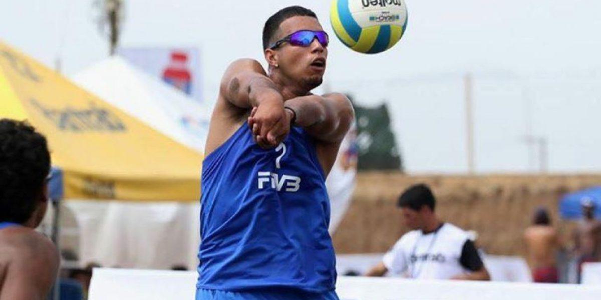 Fallece trágicamente el destacado jugador de voleibol Moisés Reyes Santos