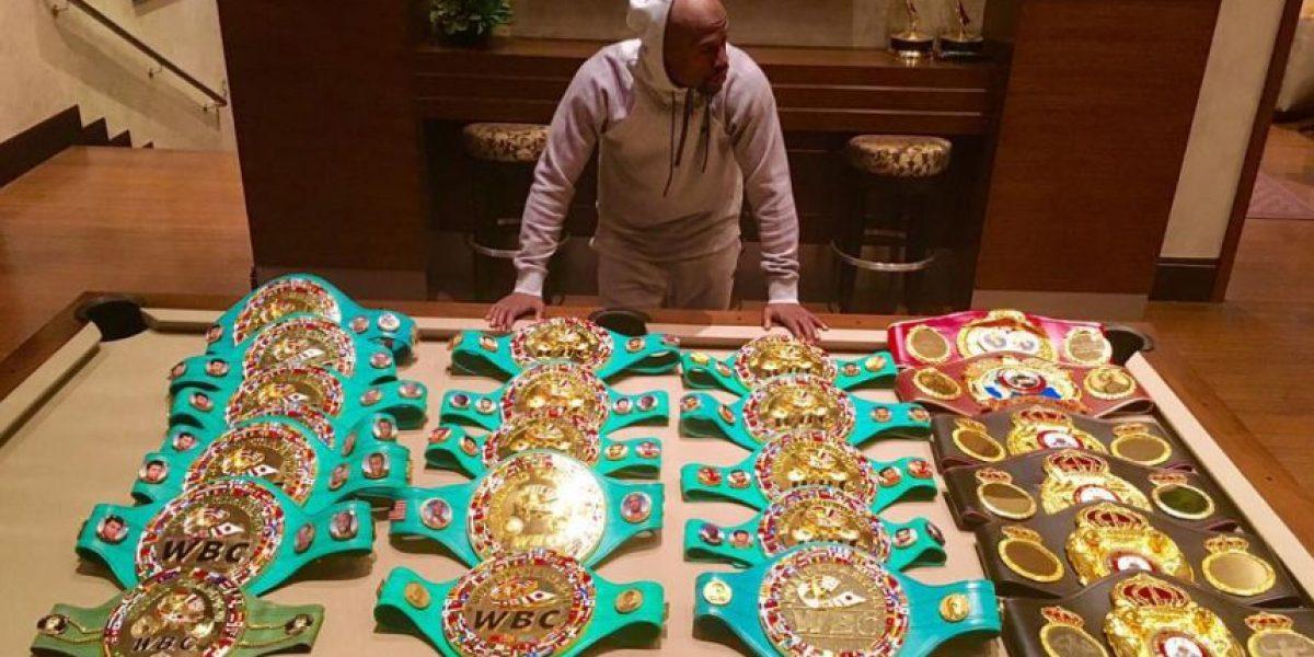 Floyd Mayweather: ¿Cuánto gasta