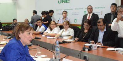 Morales confirma la renuncia de la Procuradora General de la Nación, María Villagrán